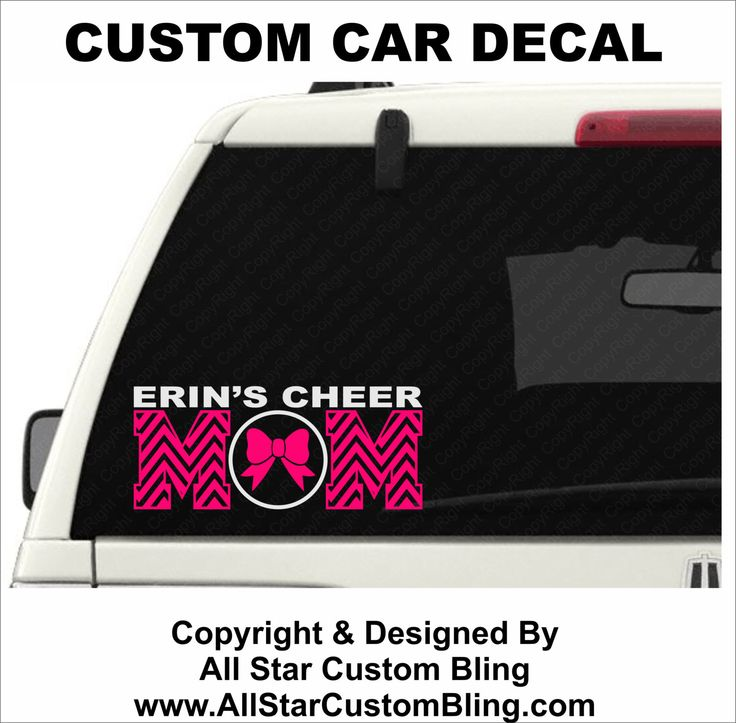 Best Custom Car Decals Images On Pinterest Car Window Decals - Car window decals personalized