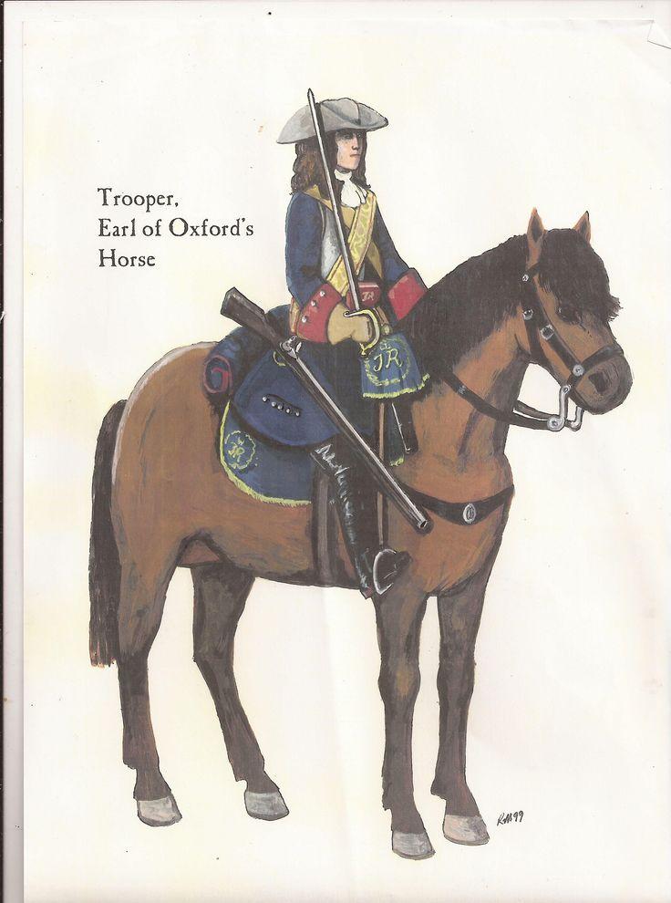 Oxford Horse - Ralph MItchard