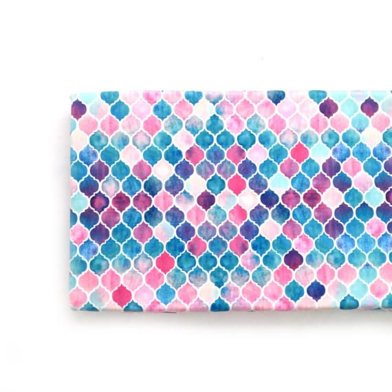Changing Pad Cover Mermaid Moroccan. Change Pad. Changing Pad. Minky Changing Pad Cover. Mermaid Changing Pad Cover.