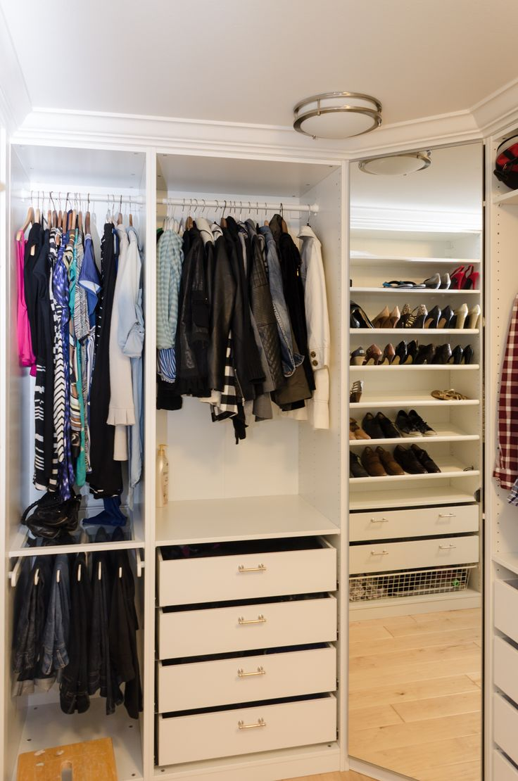17 Best Images About Farmhouse Walk In Robe Ideas On Pinterest Closet Organization Ikea Pax