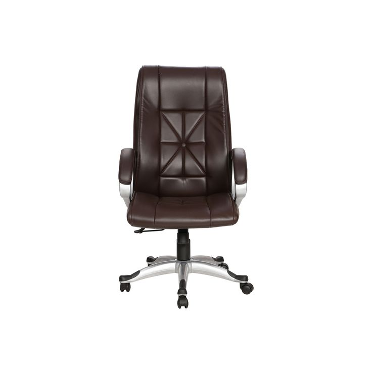 The Menique Hb Executive Chair Brown Http Www Vjinterior Office Furniture Onlineexecutive