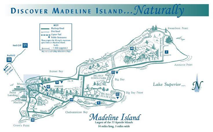 Madeline Island, Wisconsin