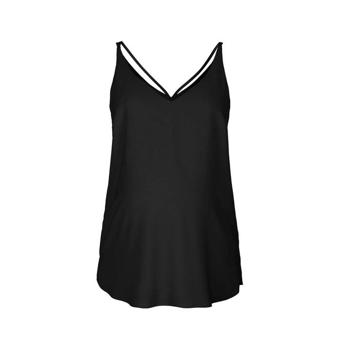 The Ten Best Maternity Tanks and Tees//#8 Topshop Maternity Double Strap V-Front Cami