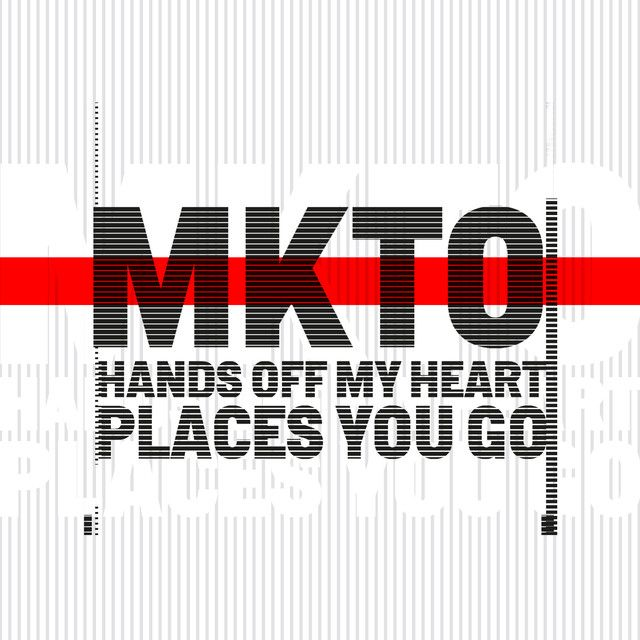 """Hands off My Heart / Places You Go"" by MKTO added to Discover Weekly playlist on Spotify"