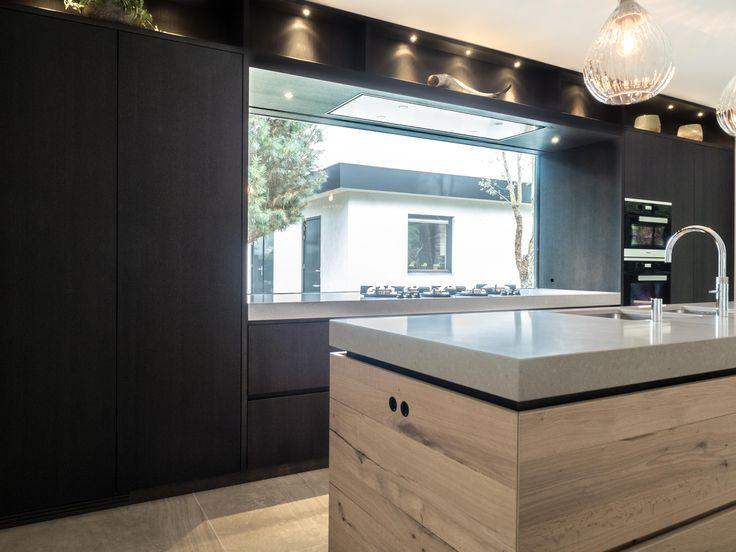 Prachtig project van Van den Berg keukens. Goed gebruik gemaakt van Querkus Oak Vintage.