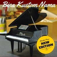 Miniatur Grand Piano | Kado Ultah | Miniatur alat