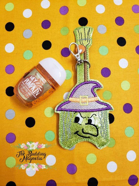 Witch Hand Sanitizer Holder Witch Hand Sanitizer Case Hand
