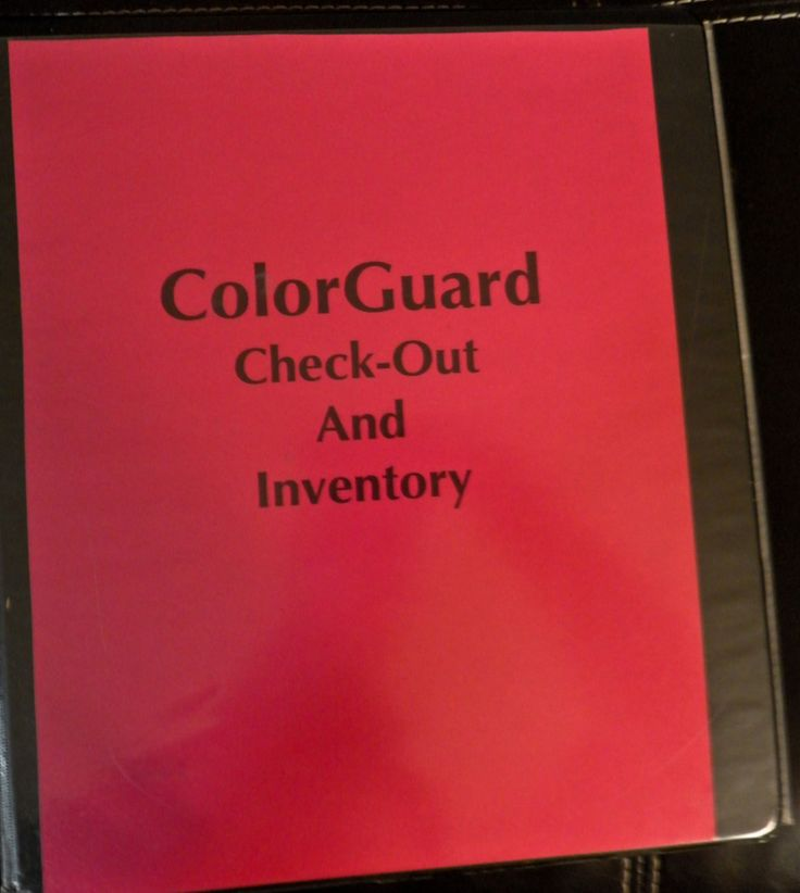 Colorguard Room Organization-because I'll totally be needing this in the future...