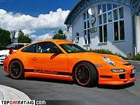 9ff 911 GTurbo 1000 (Porsche 911 GT3 RS)  3.8 litre F6 RWD 2010