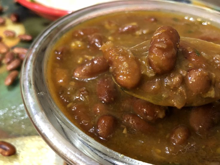Rajma Curry (Red Kidney Beans Curry) - My Favorite Curry