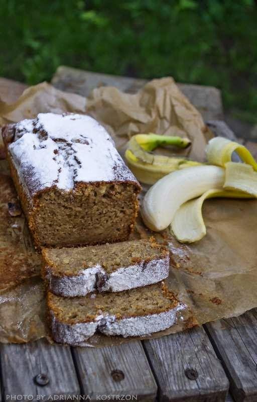Chlebek bananowy #gryz #MagazynGRYZ