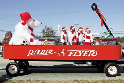 christmas parade floats | … County News Times – Views of the ...