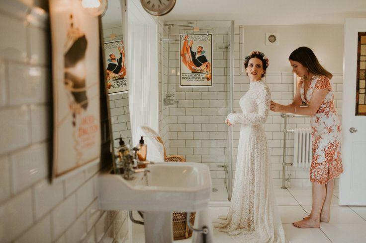 THE HENDRYS Intimate Wedding Photographer | Glasgow, Scotland