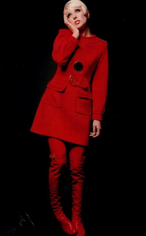 Couture Allure Vintage Fashion: 1960s Mod Era Master Designer Louis Feraud