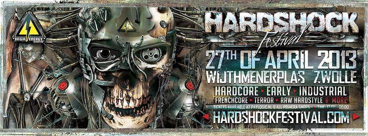 De maand april is aangebroken, met nog een kleine 4 weken te gaan maakt Nederland zich op voor het eerste officiële hardcore festival van 2013! De Wijthmenerplas in Zwolle, een van de mooiste recreatieplassen van Nederland, gaat namelijk op 27 april het decor zijn van de nu al legendarische tweede editie van Hardshock Festival.