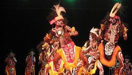 #war #traditionaldance #papua