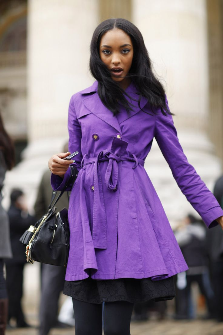 Purple LOVE!