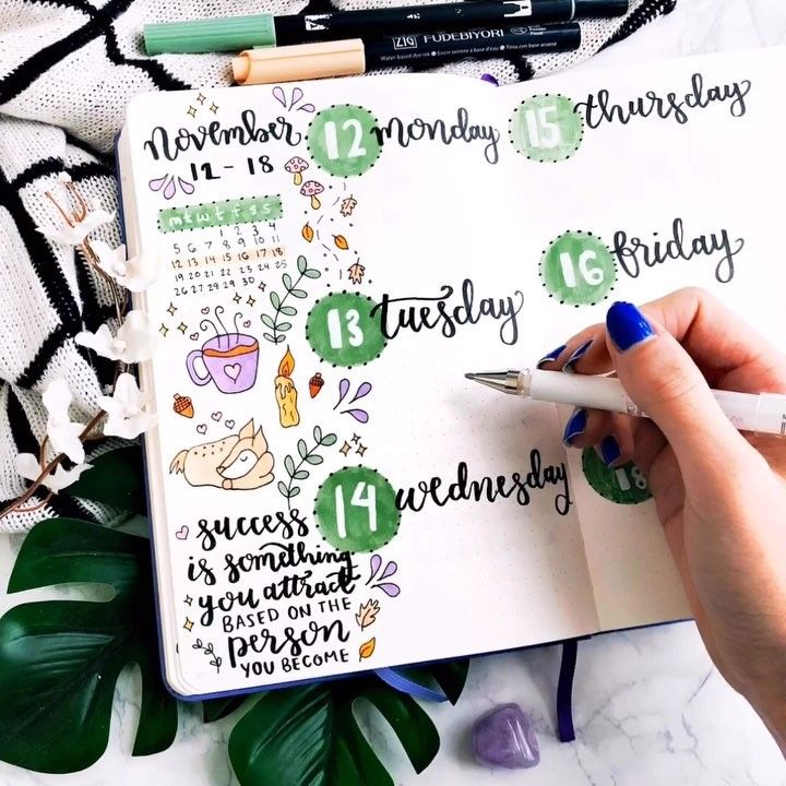 Creative Juice Pining For A Bungalow: Pin On Bullet Journal Creative Juice
