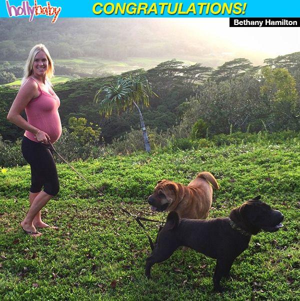 Bethany Hamilton & Husband Adam Dirks Welcome Baby Boy —Congrats