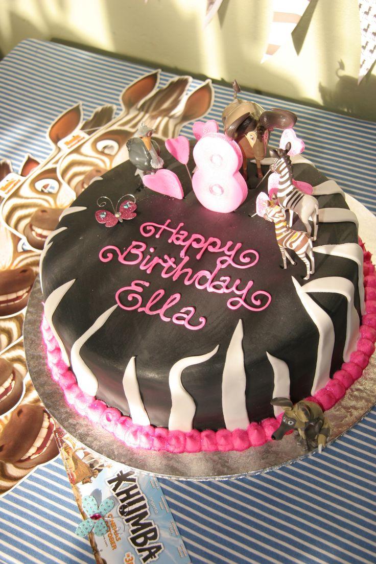 Ella's Khumba Birthday!