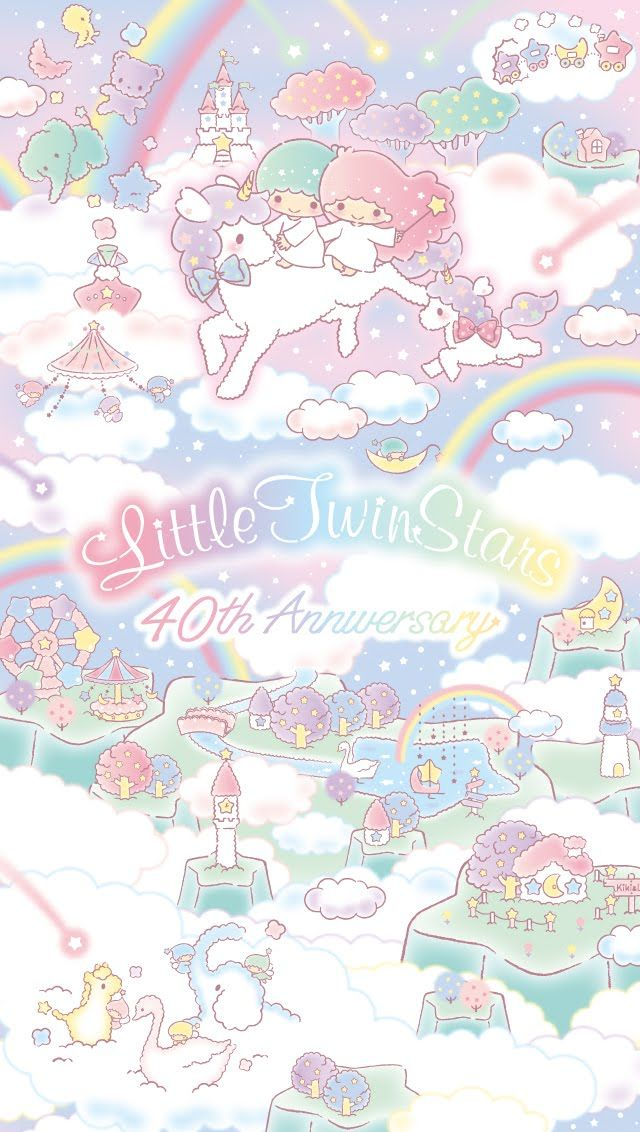 【2015】★ #LittleTwinStars #40thAnniversary