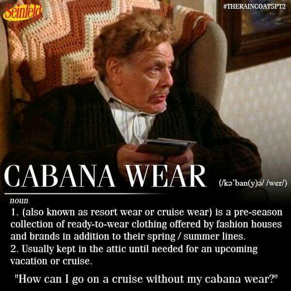 Cabana Wear