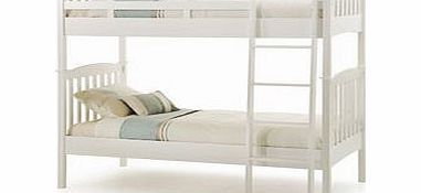 Serene Eleanor 3FT Single Wooden Bunk Bed - White Eleanor is a graceful name, befitting such an elegant range of beds and furniture. Created in partnership with an accomplished British designer, each piece in the new Eleanor family of designs present http://www.comparestoreprices.co.uk/bunk-beds/serene-eleanor-3ft-single-wooden-bunk-bed--white.asp
