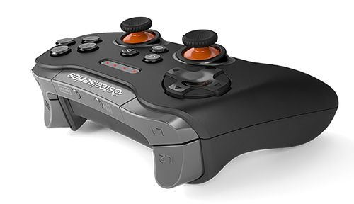 SteelSeries is bringing their Stratus XL controller to Android devices.