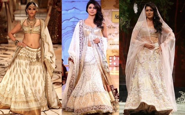 Exciting Ways to Style a White Bridal Lehenga for Your Wedding
