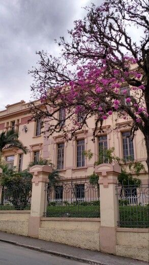 Escola Conselheiro Rodrigues Alves, Guaratinguetá, SP - Junho de 2015
