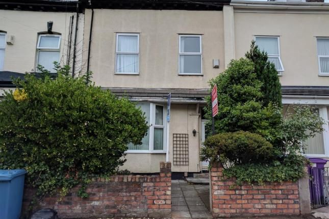 4 Bed Terraced House For Sale Windsor Road Tuebrook Liverpool L13 With