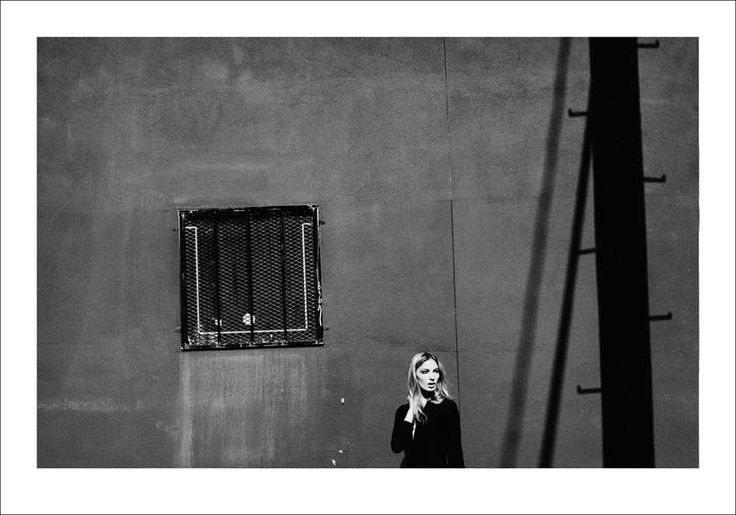 """Black and White Photography by Fredrik Etoall """"Nouvelle chance"""""""