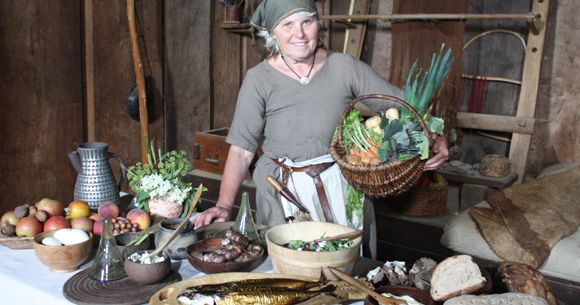 make your own Viking feast