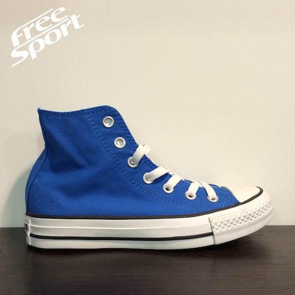 Converse All Star Alta Blu Elettrico Royal http://freesportstyle.com/converse/417-converse-all-star-chuck-taylor-blu-elettrico-alta-142366c.html
