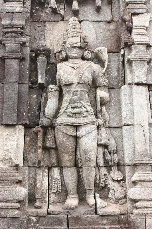Candi Sewu  Prambanan Archaeological Grounds  Jogyakarta / Yogyakarta ,Java, Indonesia