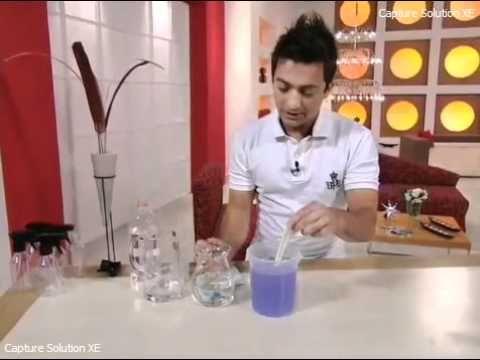 Perfume para Lençóis=tirar turvaçao= ou solubilizar o alcoll e agua