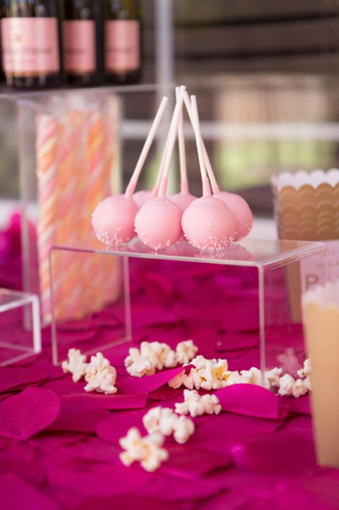 JUICY COUTURE BABY SHOWER | Party ideas | Pinterest