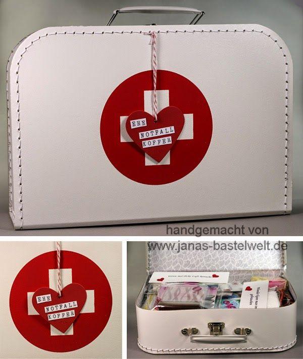 Janas Bastelwelt - Unabhängige Stampin' Up! Demonstratorin: Ehe-Notfallkoffer