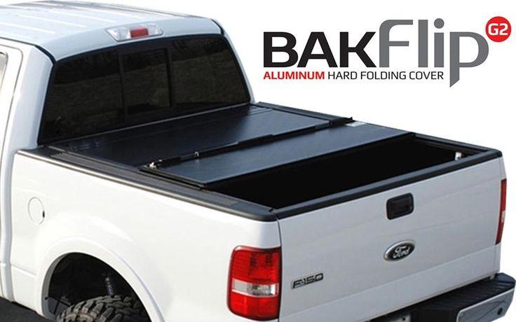 BAKFlip G2 Hard Folding Tonneau Cover