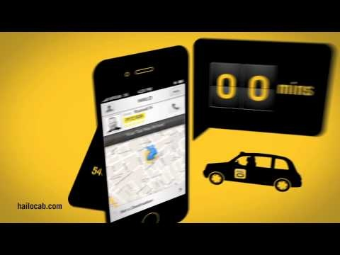 Hailo - The London Black Cab App