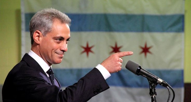 Illinois Gov. Rautner sends dead fish to Rahm Emanuel as war of words takes weird turn