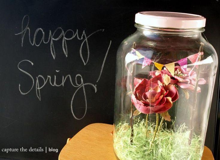 P4040953 copyDiy Ideas, Terrariums Diy, Plants Terrariums, Diy Crafts, Happy Spring, Diy Spring, Glasses Jars, Spring Terrariums, Glasses Terrarium