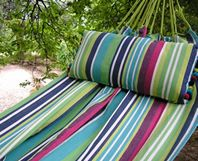 Lay back in a #hammock while someone else does the hard-work at the Barbie......Chilllllll......  #thestripescompany full range at http://www.thestripescompany.com.au