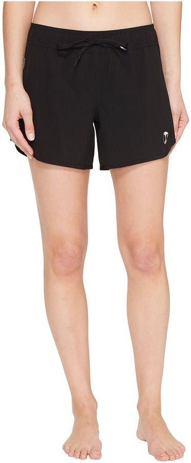 Hurley Phantom Solid 5 Boardshorts Women's Swimwear