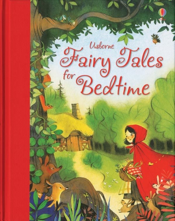 Fairy Tales for Bedtime Perfect for sharing at bedtime, this beautifully illustrated collection of classic fairy tales will fill little one's dreams with fairy godmothers, talking cats, helpful elves and happy ever afters... Featuring a whole host of popular fairy tales including Cinderella, Puss in Boots and Aladdin, all specially written for reading aloud together. In luxurious binding with a ribbon marker, this book is a pleasure to hold, read and keep - a wonderful gift to be treasured.