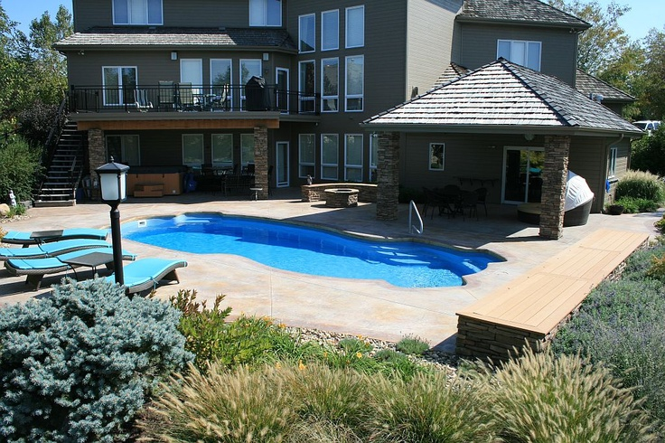 8 Best Pool Renovations Before After Images On Pinterest