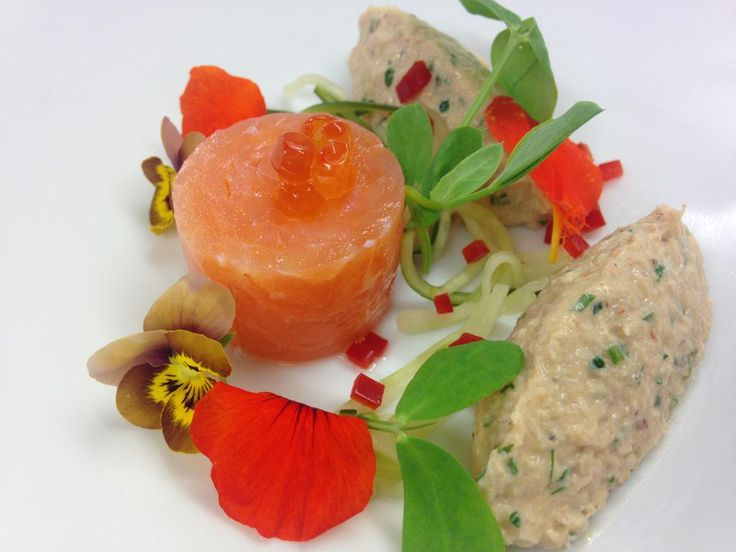 Sneak peek of one of the dishes we produced last night #eventcatering #eventprofs #londoncaterers #Foodporrn