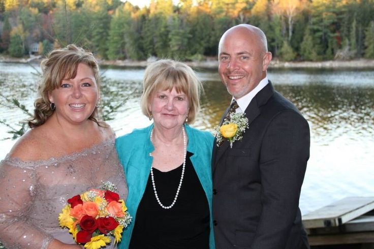 Thank you Vera for performing the most loving, heartfelt ceremony we could ever dream of!  We love you our other mother!