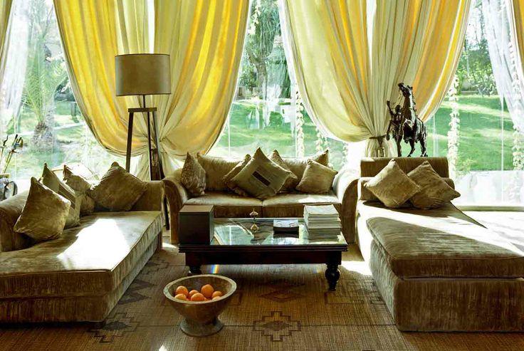 Hotel Luxe Marrakech Palais Rhoul And Spa Marrakech Maroc
