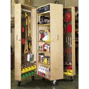 Mobile Tool Cabinet: Downloadable Woodworking Plan --- http://www.amazon.com/Mobile-Tool-Cabinet-Downloadable-Woodworking/dp/B00286QZK8/?tag=hotomamoon0d8-20
